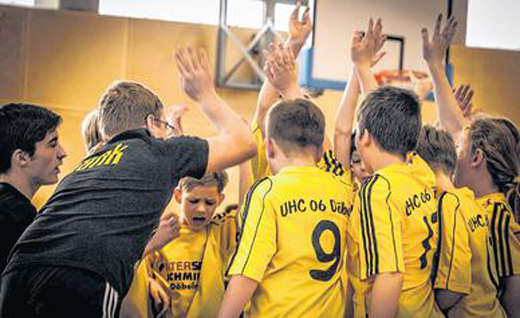 U11: UHC Döbeln06 gegen MFBC Leipzig